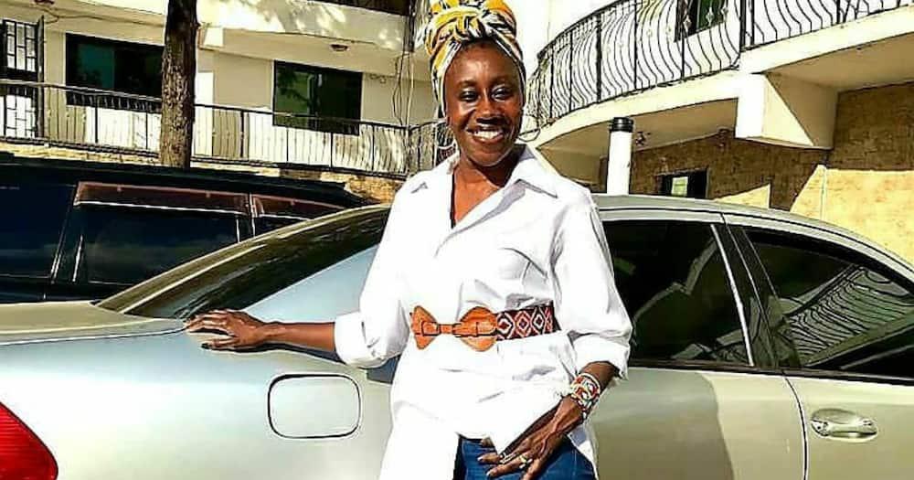 Former Papa Shirandula actress Wilbroda celebrates her parents in hilarious throwback photo