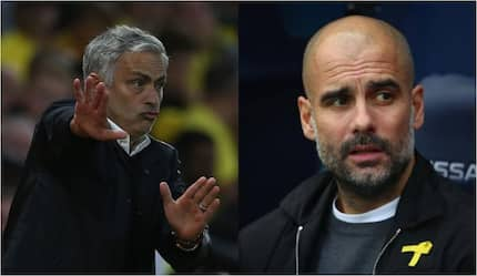 Man City set to clash with top Spanish side as Man United likely to tackle German giants ahead of UCL draws