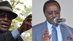 Kalonzo sio msemaji wa Wakamba, Muthama asema