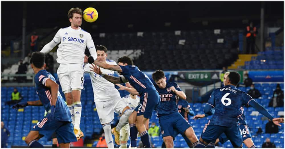 Leeds United vs Arsenal: Pepe sees red as Gunners settle for barren draw