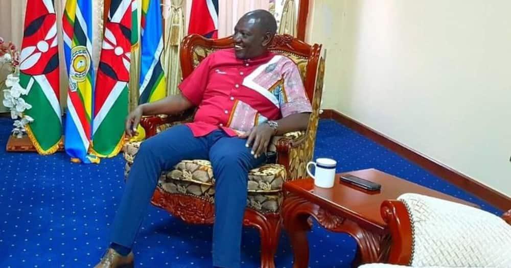 Ninafinywa: DP Ruto Asema Siku Moja Atafichua Anayopitia Katika Serikali Aliyosaidia Kuunda