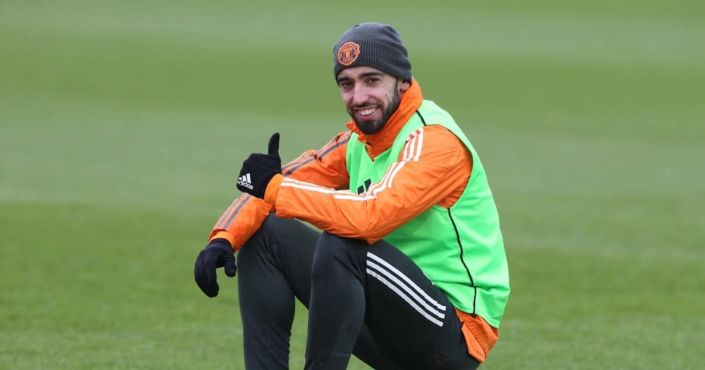 Bruno Fernandes sets new record after winning December player of the month