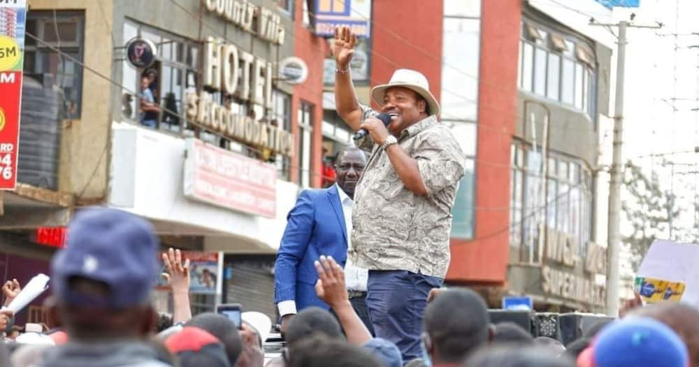 Ferdinand Waititu was ousted from the gubernatorial position.