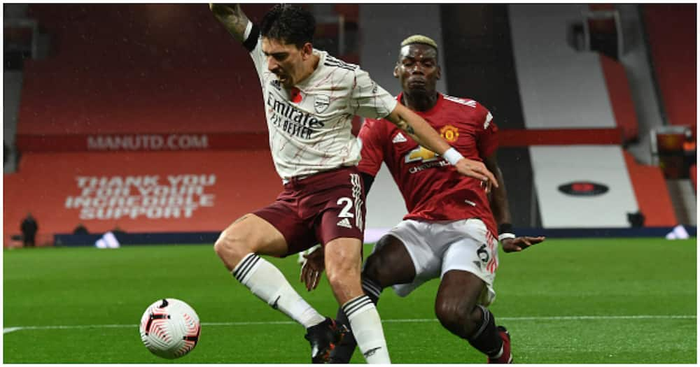 Paul Pogba avunja kimya baada ya kutunuku Arsenal penalti ya ushindi