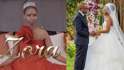 Love Lives Here: 7 Photos of Zora Actress Sarah Hassan and Her South African Husband