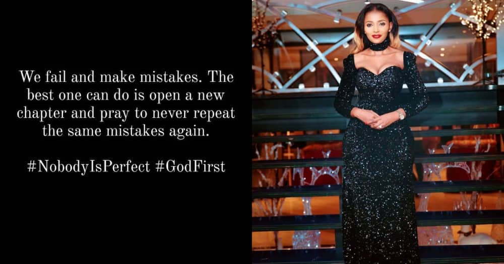 We Fail and Make Mistakes, Anerlisa Muigai Says as She Opens New Chapter of Life