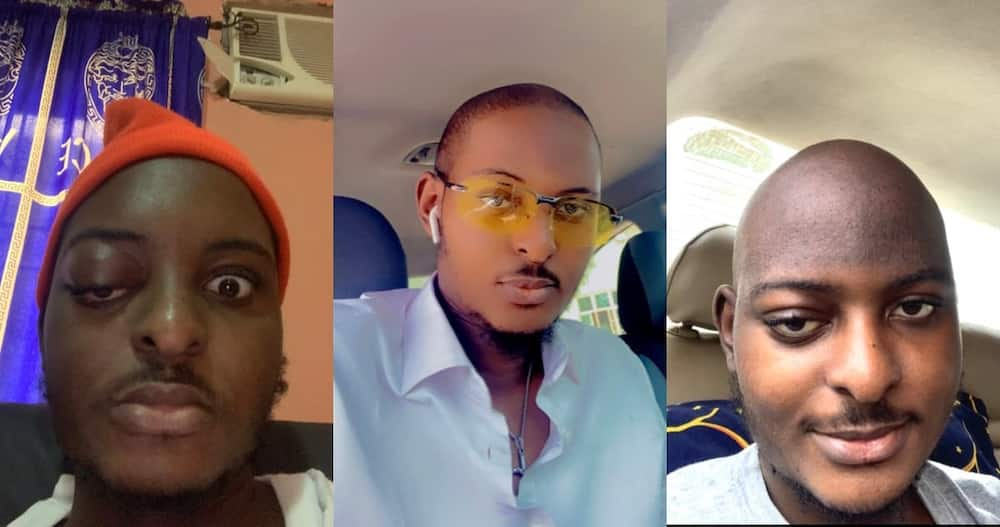 Man fully recovers after suffering 3 types of cancer; shares photos to praise God