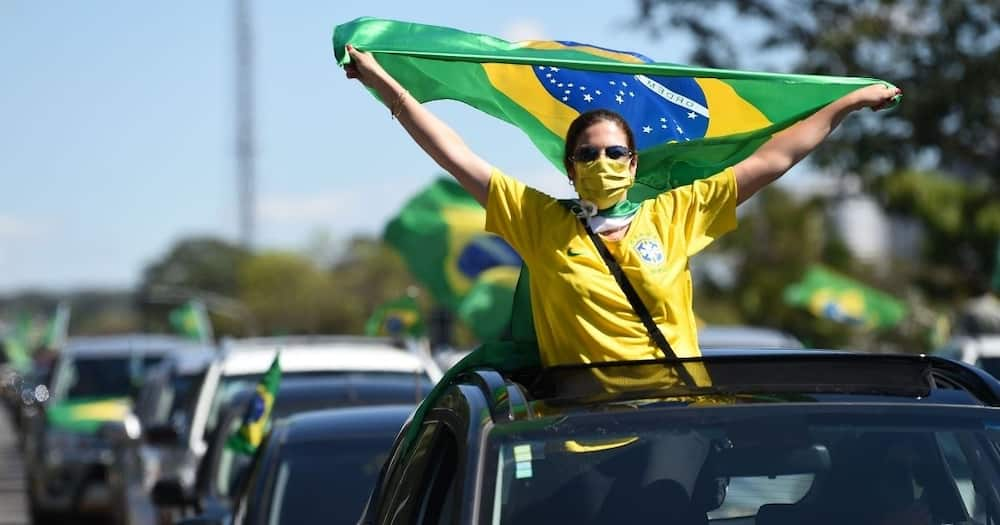 Brazil variant may be more contagious and spread easily say experts