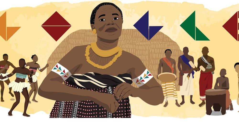 Kampuni ya Google yamsherehekea shujaa Mekatilili wa Menza na nembo maridadi