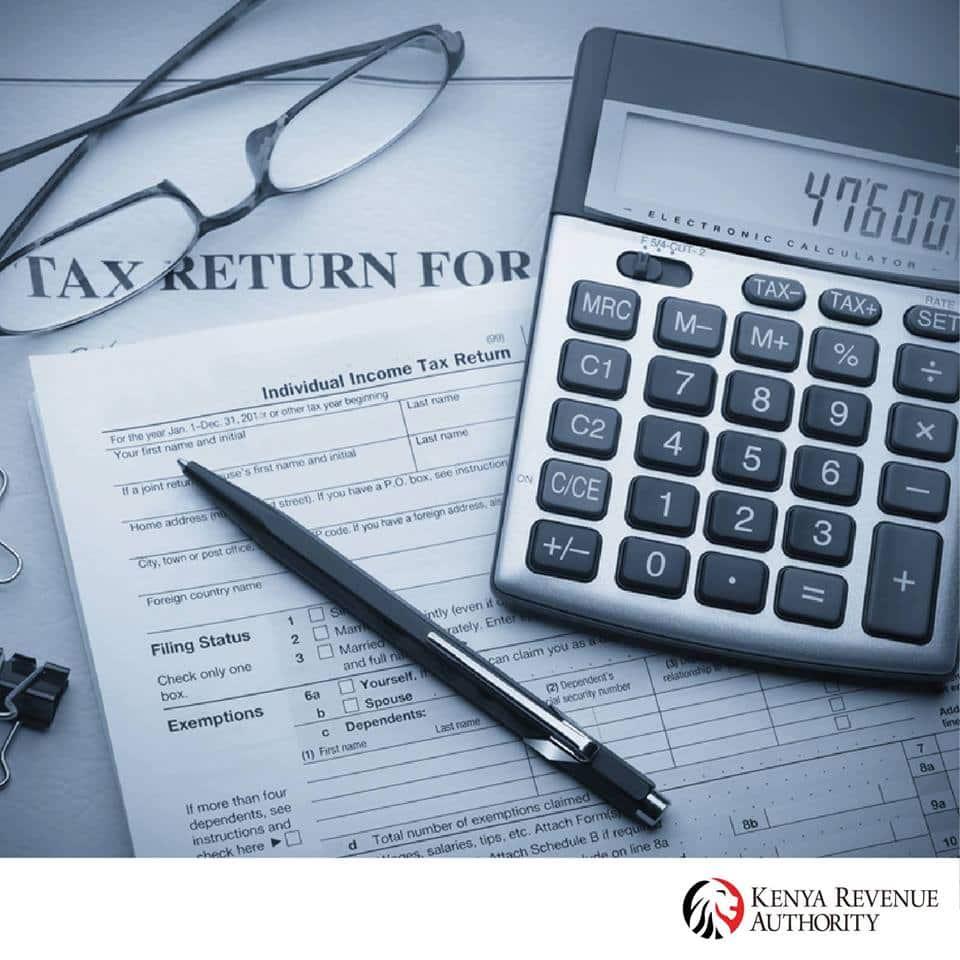 KRA tax calculator