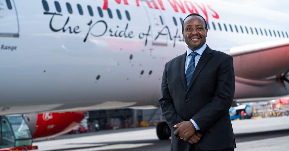 KQ will lease two jets to Congo Airways.