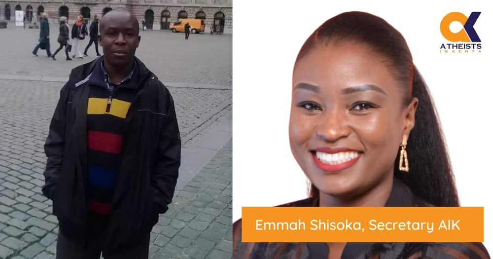 Emmah Shisoka replaced Seth Mahiga who resigned citing he had found Jesus Christ. Photo: AIK.