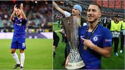 Mashabiki wa Chelsea wamtaka Hazard kutoondoka Stamford Bridge