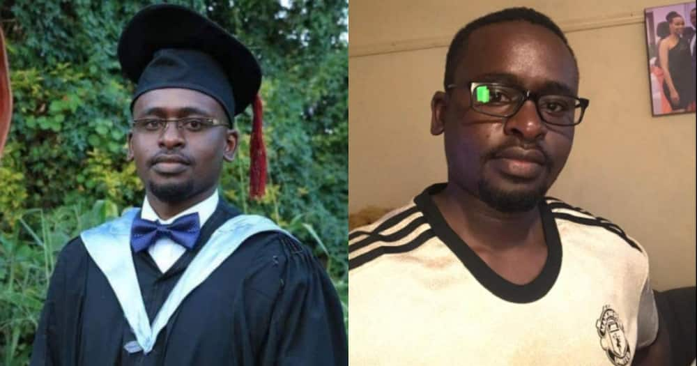 """Stephen Mogusu's last words to medics: """"Mistreatment by gov't isn't worth your life"""""""