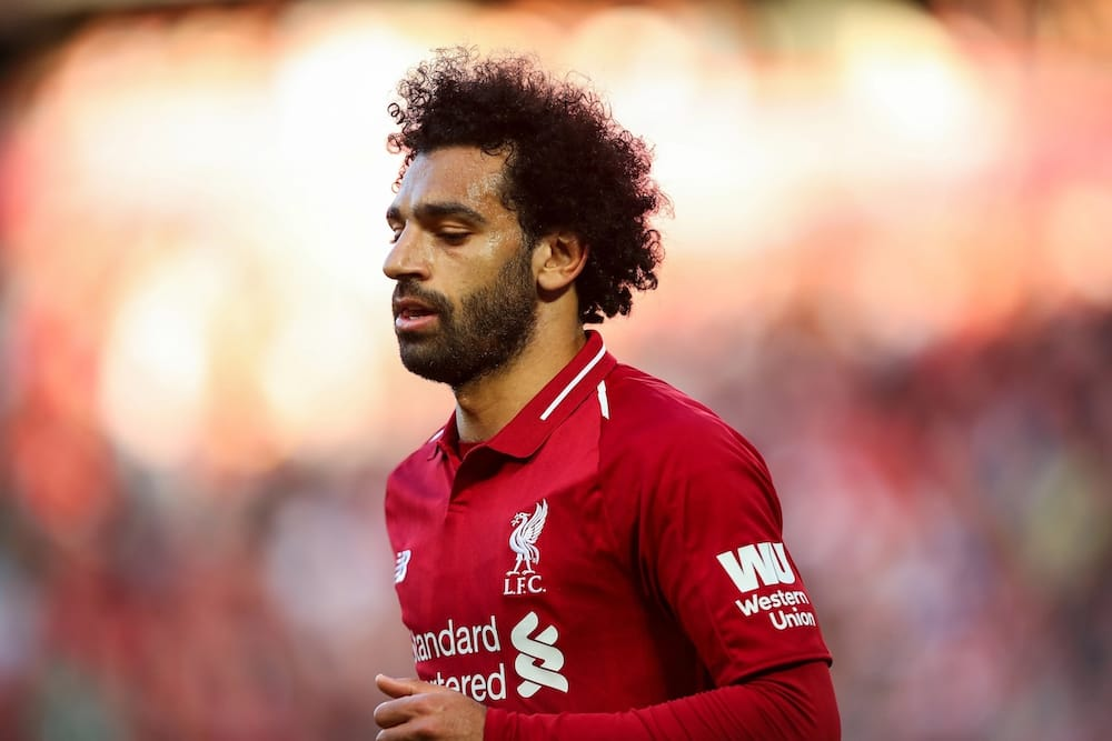 Mohamed Salah, Liverpool star, shows off new look after winning EPL title