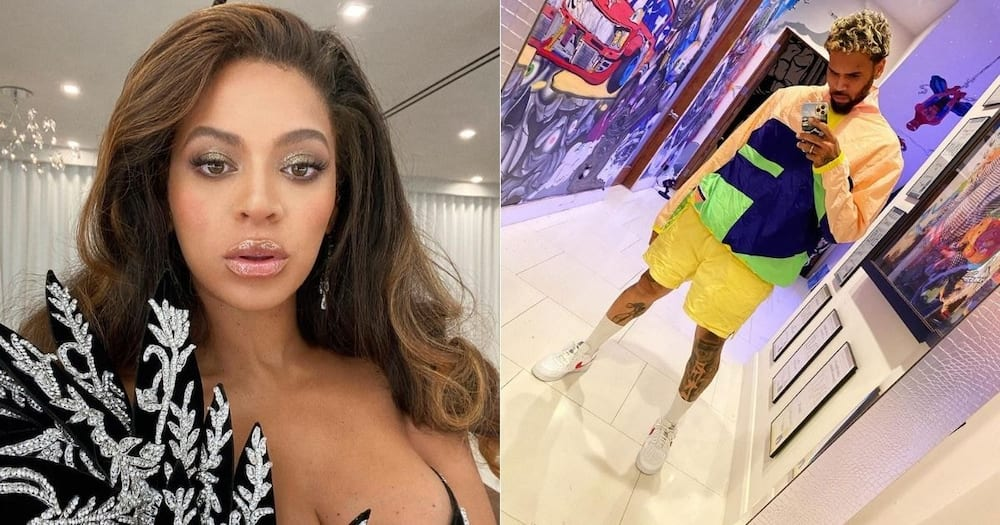 BET Soul Train Awards: Beyoncé and Chris Brown win big this year