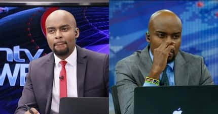 TV hunk Mark Masai and wife welcome baby girl 3 years after wedding