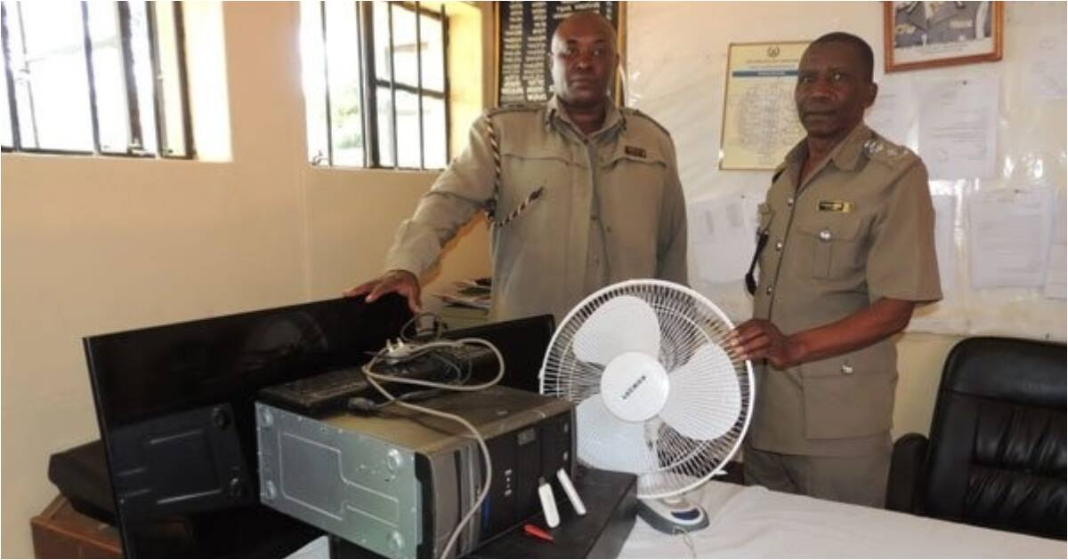 Police find X-ray machine stolen from Migori county hospital in watchman's house