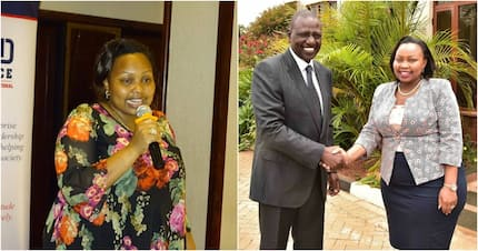 How simple phone call from Ruto's ally changed life of nominated Senator Millicent Omanga
