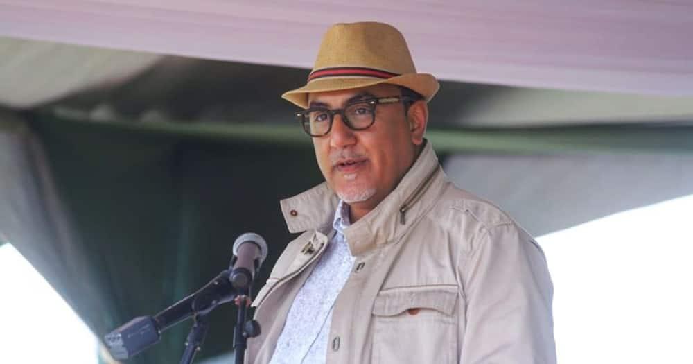 Najib Balala.