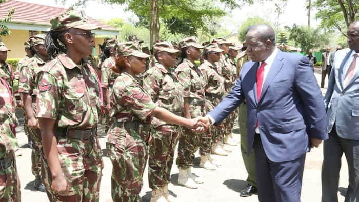Laikipia: Fred Matiang'i Orders Non-Residents in Laikipia to Leave Immediately