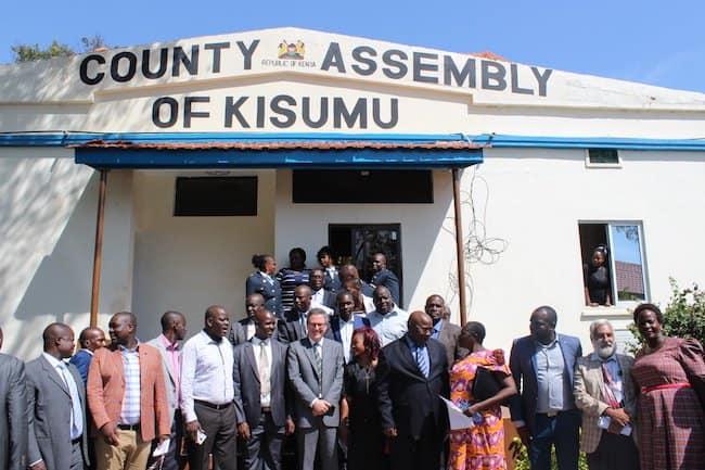 Bunge la Kisumu Lafungwa Kutokana na Kupanda kwa Virusi vya COVID-19