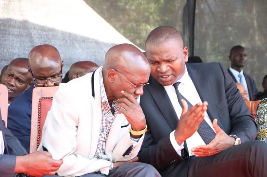 Sports CS explains how he lured Boni Khalwale into dumping Raila for Ruto