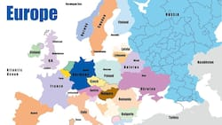 15 poorest countries in Europe with the lowest GDP in 2021
