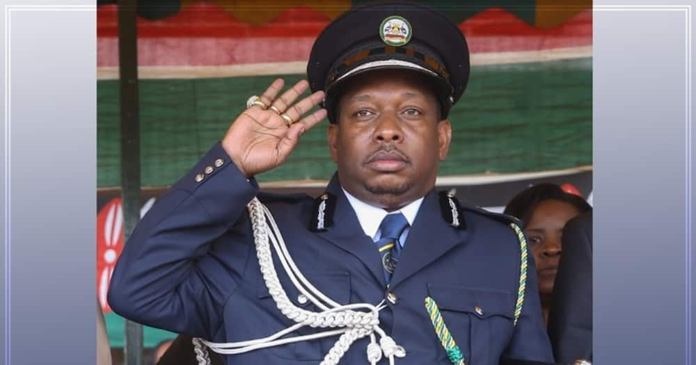 Mike Sonko stirs internet after calling for Uhuru's impeachment