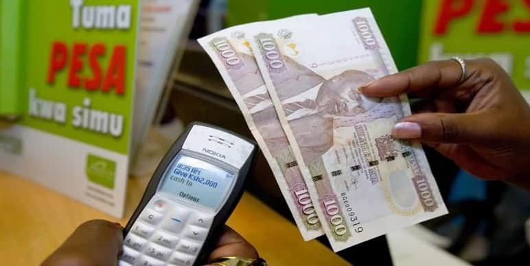M-Pesa statement online