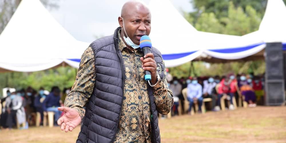 Mbunge Ayub Savula Ashambuliwa Lugari kwa Madai ya Kutoa Hongo