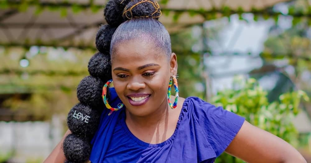 Betty Bayo urges women not to leave husbands who perform poorly in bed