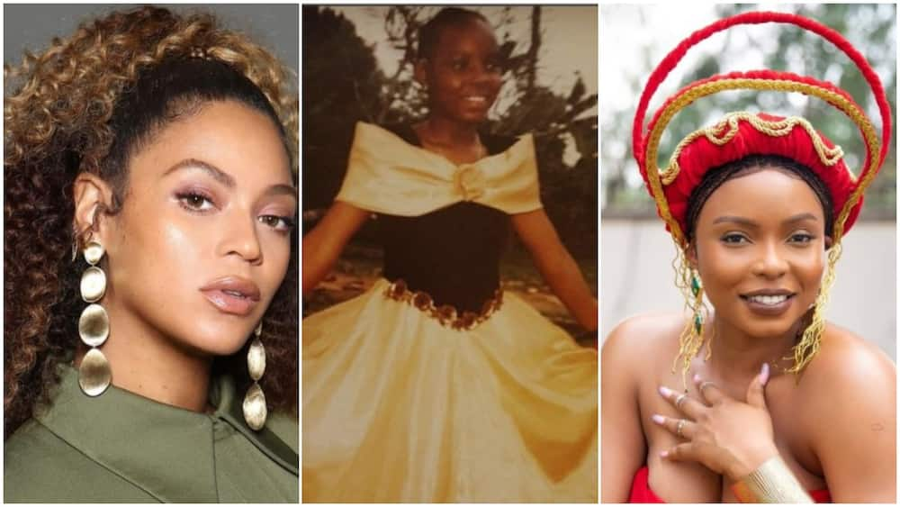 Beyonce honours Yemi Alade, wishes her happy birthday with childhood photo