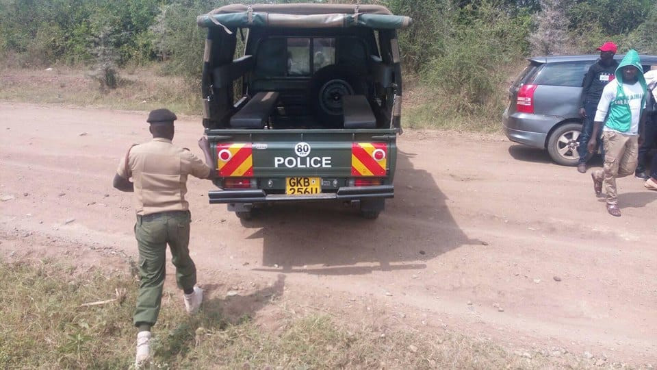 Homa Bay residents chase away police officers enforcing traffic rules