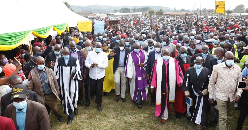 William Ruto allies in North Rift divided over formation of UDA