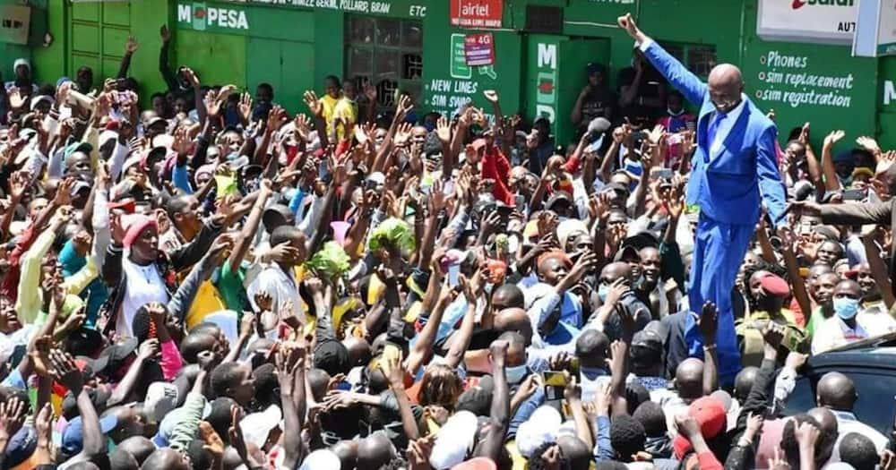 Irungu Kang'ata Says William Ruto is the Only Mt Kenya Kingpin