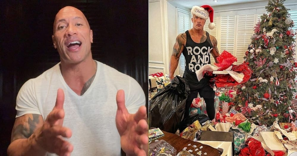 Dwayne Johnson buys new Ford Ranger for friend who helped him when he was homeless