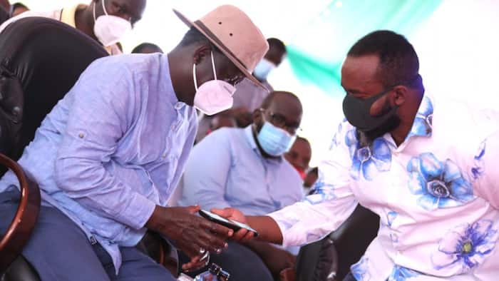 """Governor Joho Says He Is Supporting Raila for Last Time: """"Tunamtime 2027"""""""