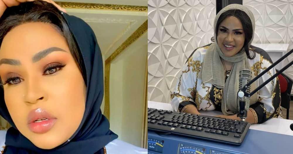 Jamals' first wife Amira.