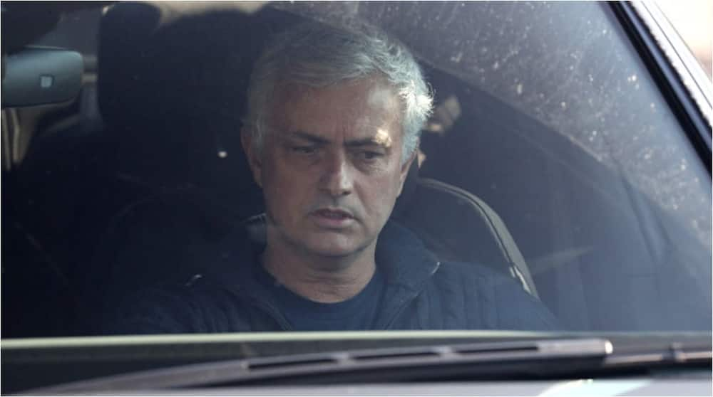 No time for breaks: Jose Mourinho breaks silence for first time since sacking