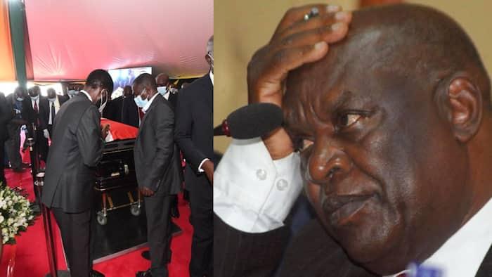 Gavana Nyong'o afichua Nyagarama alikuwa na saratani ya kibofu