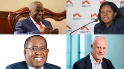 List of Highest Paid Board of Directors in Kenya Whose Companies Are Listed at NSE