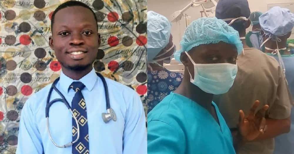 Boy with 8As rejected 3 times by KNUST & UG Medical Schools turns Dr from UDS