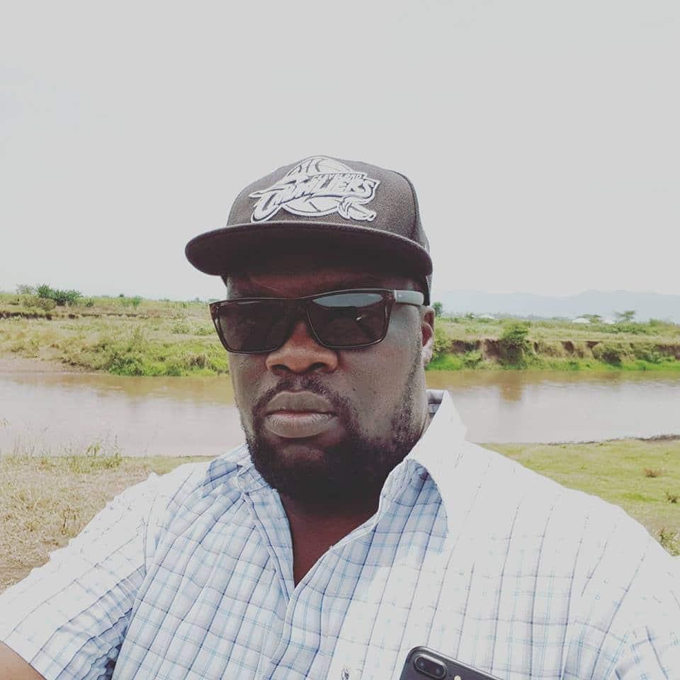 Blogger Robbert Alai arrested in Nairobi.