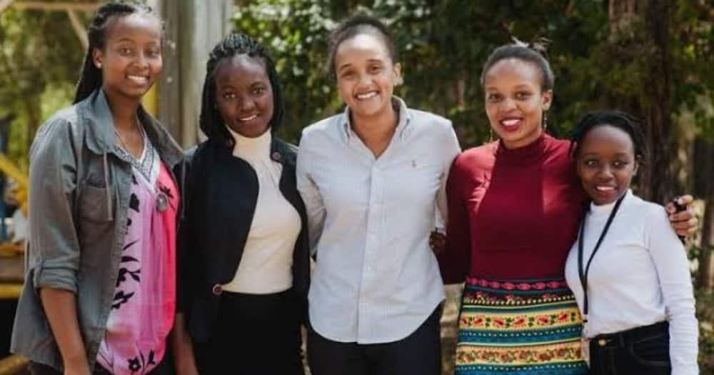 5 heart stopping photos of Uhuru Kenyatta's enchanting daughter Ngina