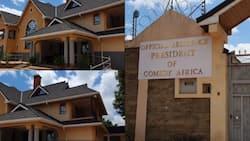 Comedian Eric Omondi Shows Off His Multi-Million Karen Residence