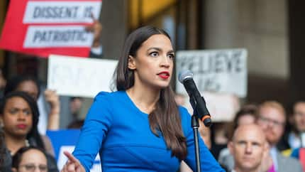 29-year-old Alexandria Ocasio-Cortez emerge youngest woman ever elected to US congress