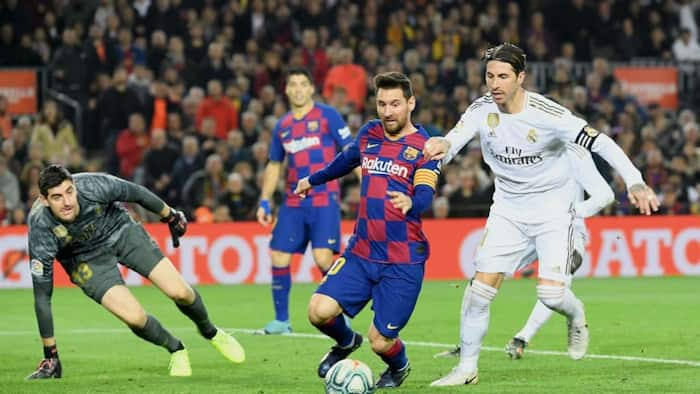 Real Madrid Legend Sergio Ramos Hails Messi as One of The Bet Despite Previous Rivalry