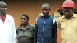 Kakamega Boy Who Went Missing Returns Home One Year Later from the Streets
