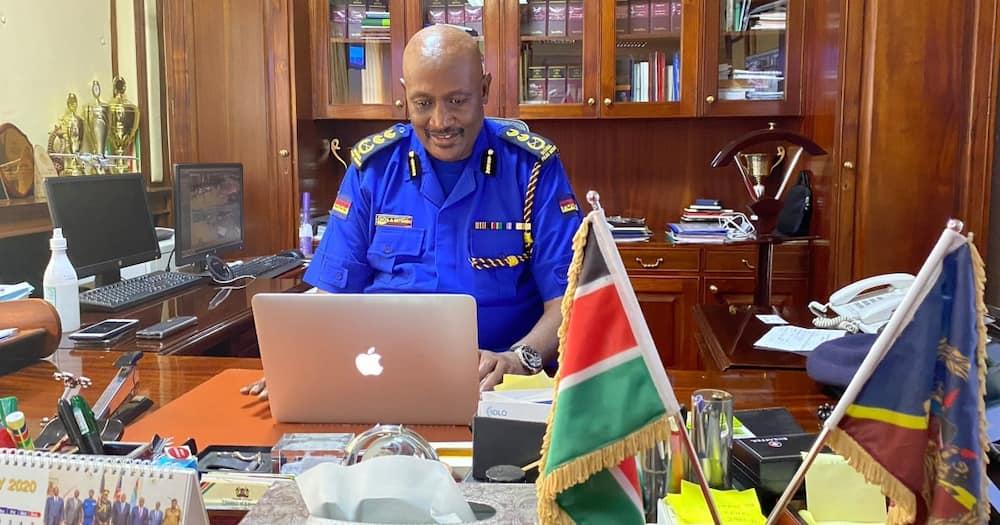 "Charles Owino: Kenyans React after Police spokesman was Redeployed: ""Good Riddance"""